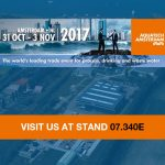Visit us at Aquatech Amsterdam 2017