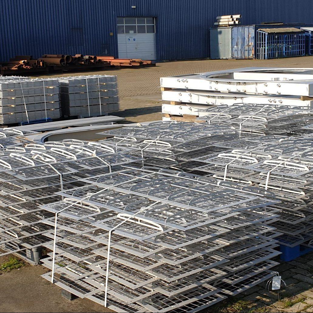 spare parts screens - water treatment machinery - Hubert