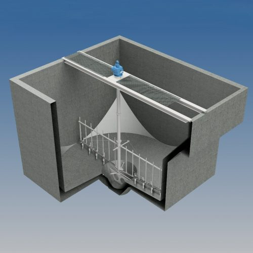 thickener - Hubert - waste water treatment