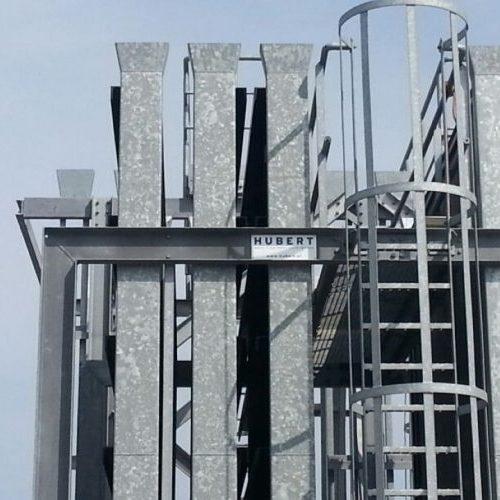 Stoplog storage rack - Hubert