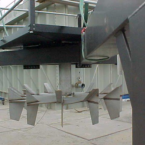 Hubert aerator - Hubair