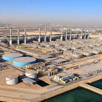 HUBERT - AL-JUBAIL SWRO DESALINATION PLANT PHASE 2