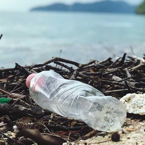 coarse screen - plastic polution - Hubert