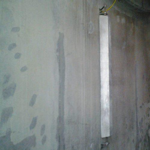 water intake system - cathodic protetection anode - Hubert