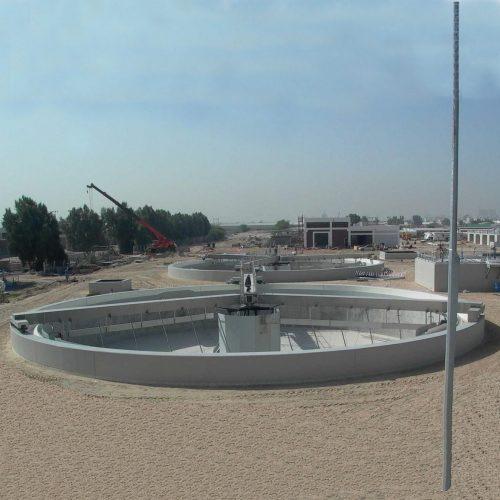 Hubert waste water treatment machinery